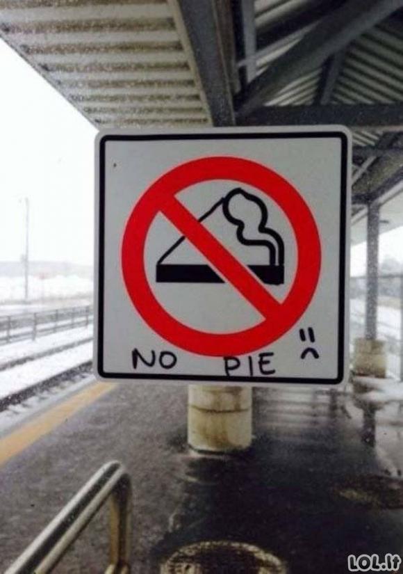 Ar tai vandalizmas, jeigu juokinga? [GALERIJA]