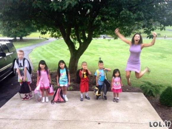 Tas nuostabus jausmas, kai grįžti į mokyklą (31 nuotrauka)