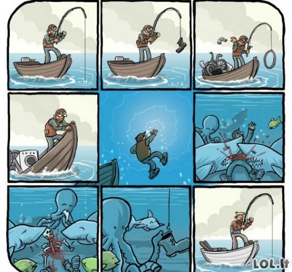 Žvejų cirkuliacija