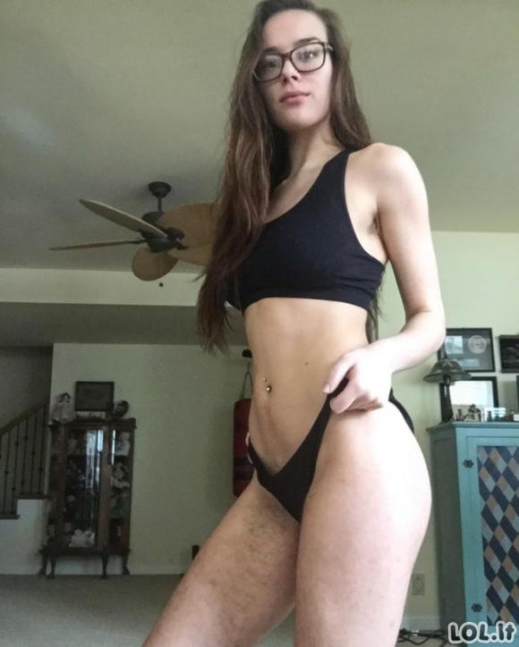 Nenormali merginų mada instagrame (20 nuotraukų)