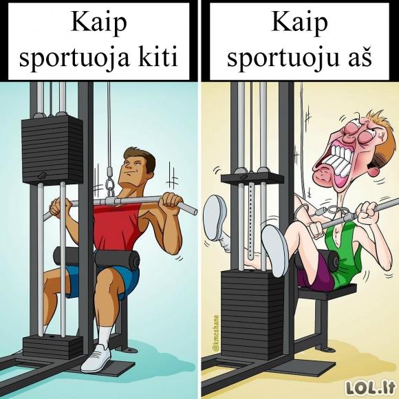 Sporto klube