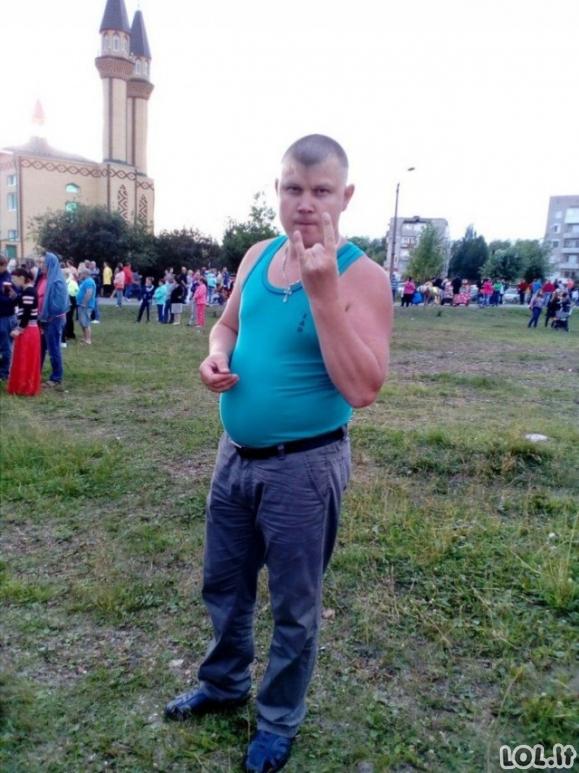 Rusų nuotraukos, kurių tikrai nesuprasi vadovaudamasis protu