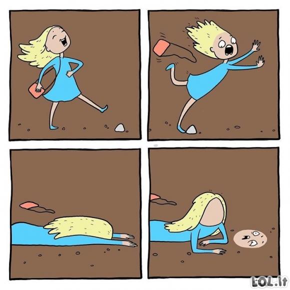 Sugadinta merginos diena