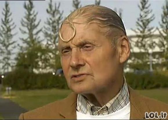 """Žmonės, savo galvas """"pasipuošę"""" keisčiausiomis šukuosenomis"""