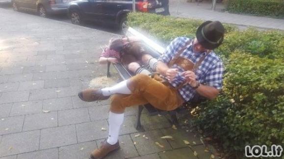 Oktoberfestas ir tai dėl ko jį visi taip myli [GALERIJA]