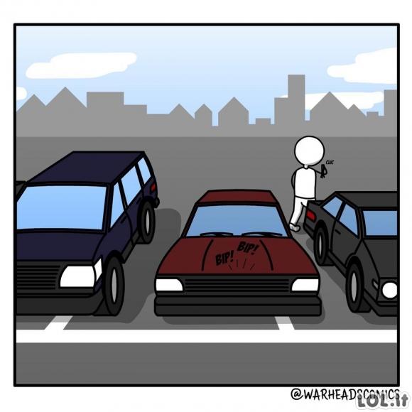 Parkavimosi šiknius