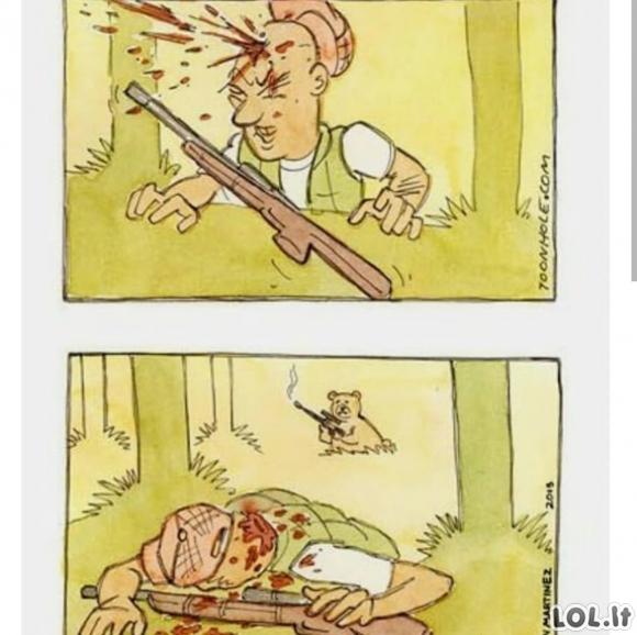 Paskutinė medžioklė
