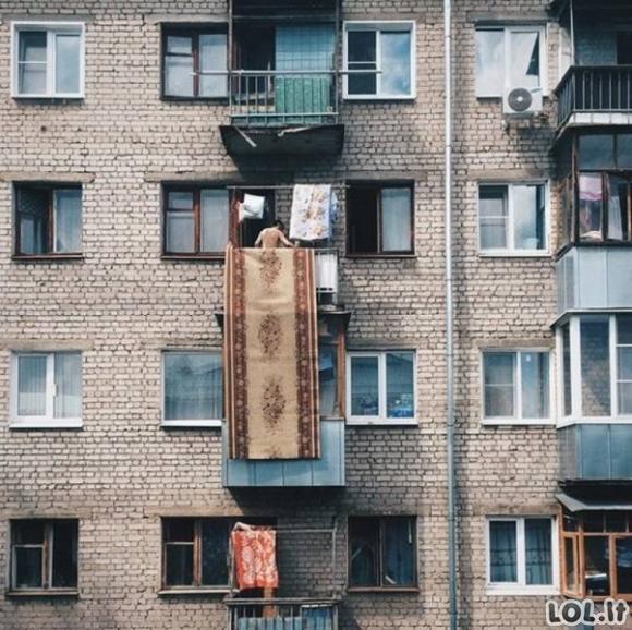 Rusija, kur viskas yra... truputį kitaip [GALERIJA]