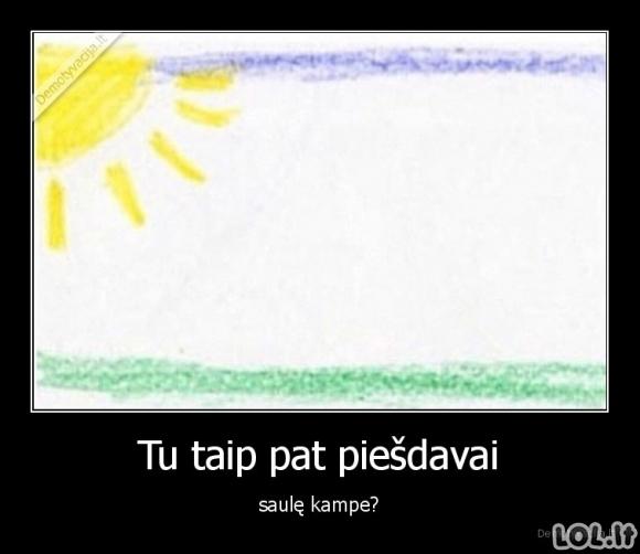 Vaikystės saulė