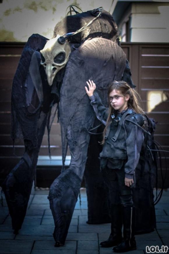 Beveik 100 šauniausių šių metų Helovino kostiumų