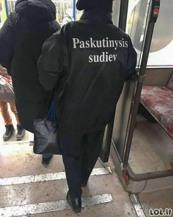 Tai gali pamatyti tik Lietuvoje