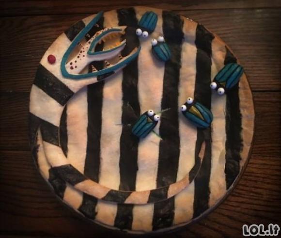 Šie baisūs tortai sukurti tikrai ne tavo gimtadieniui atšvęsti