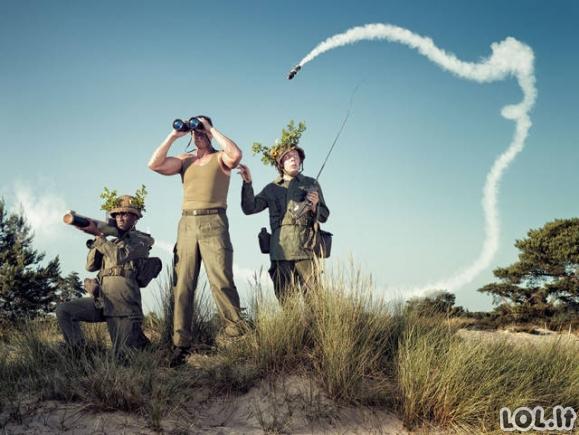 Kūrybingos fotografijos, už kurias fotografas gavo apdovanojimą (31 foto)