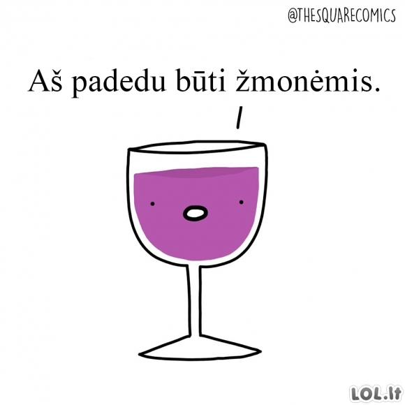 Gėrimų nauda