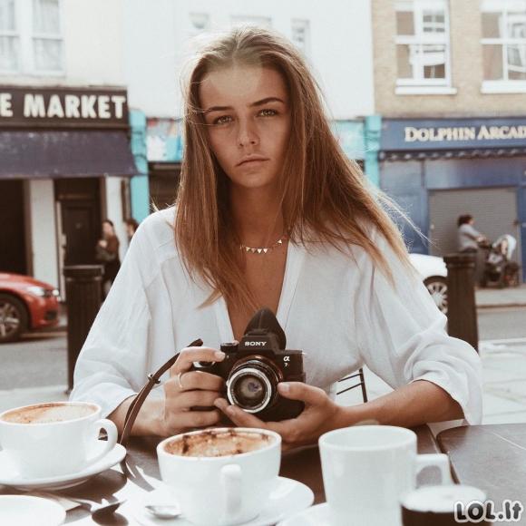 Merginų galerija (40 nuotraukų)