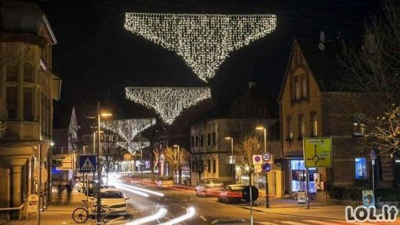Kalėdinės dekoracijos, kurios kelia mums purvinas mintis (39 foto)