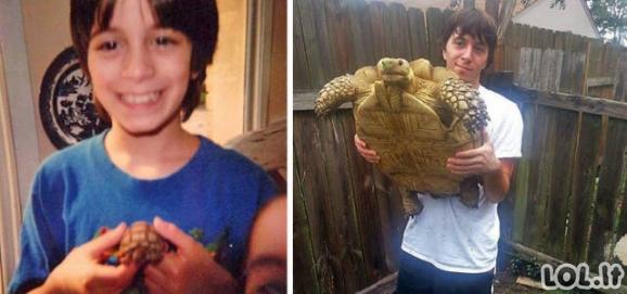 Prieš ir po galerija (19 paveikslėlių)