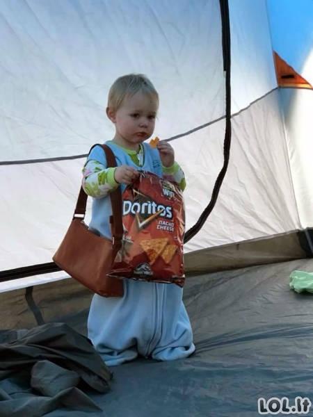 Gyvenimas su vaikais (45 nuotraukos)