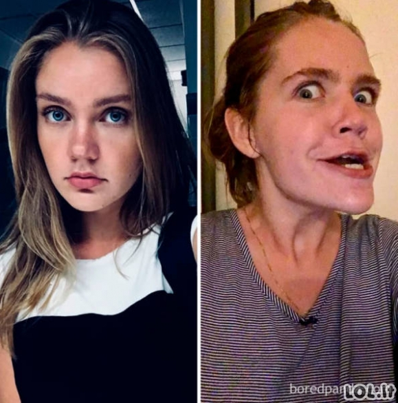 Vyrai turi žinoti, jog kiekviena mergina turi du veidus