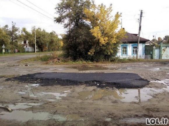 Rusija - šalis, kurioje viskas kitaip [GALERIJA]