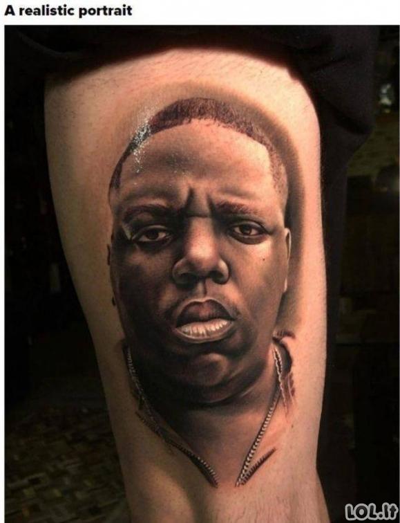 Tatuiruotės, kurios tikrai vertos tatuiruotės vardo (50 nuotraukų)