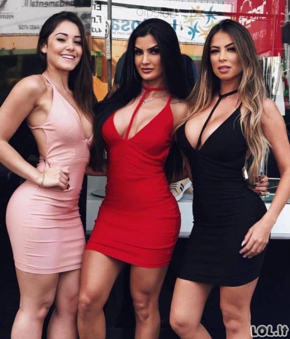 Karštos panelės, aptemptos suknelės (59 nuotraukos)