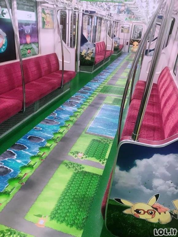 Pamatę šiuos keleivius autobuse, jūs tuoj pat norėtumėte išlipti [GALERIJA]