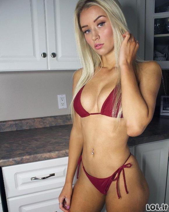 Seksualios merginos iš Kanados [30 foto]