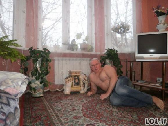 Kilimų mada Rusijoje [GALERIJA]