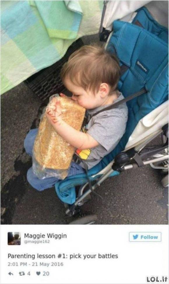 Nelengvas gyvenimas su vaikais [GALERIJA]