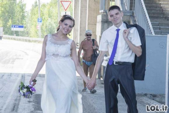 Baisiausios vestuvinės nuotraukos [GALERIJA]