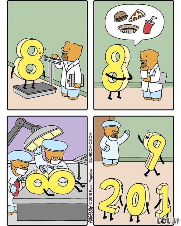Nauji metai, naujas tu