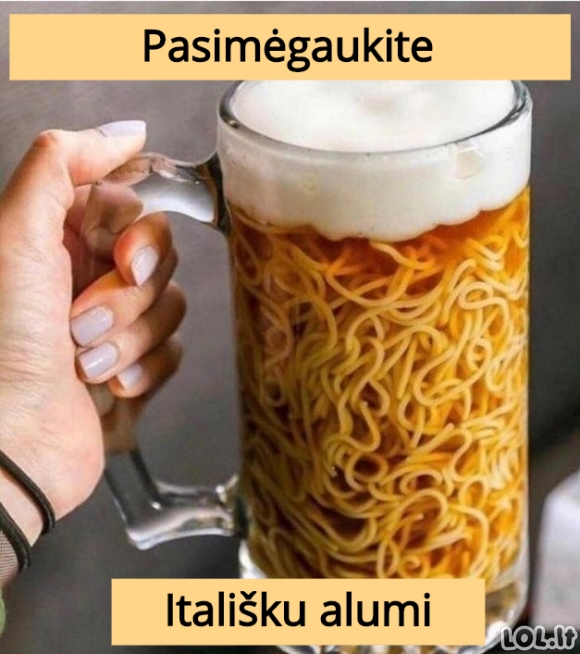 Itališkas alus
