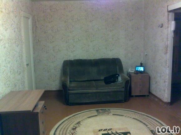 Vyriškis nusipirko baisiai apleistą butą ir pavertė jį puikiais namais [GALERIJA]
