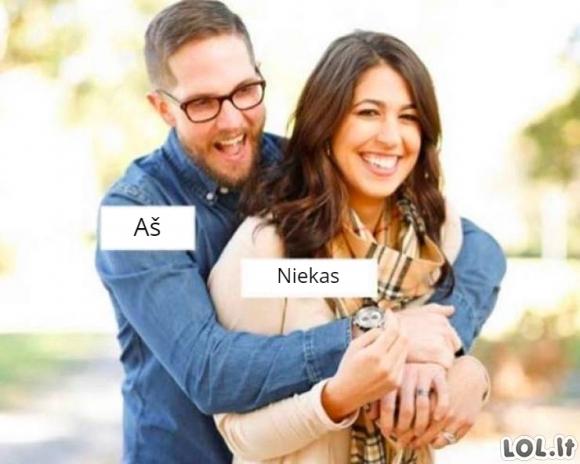 Mano santykiai