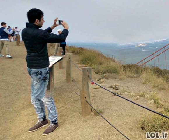 Juokingos panoraminės nuotraukos [GALERIJA]
