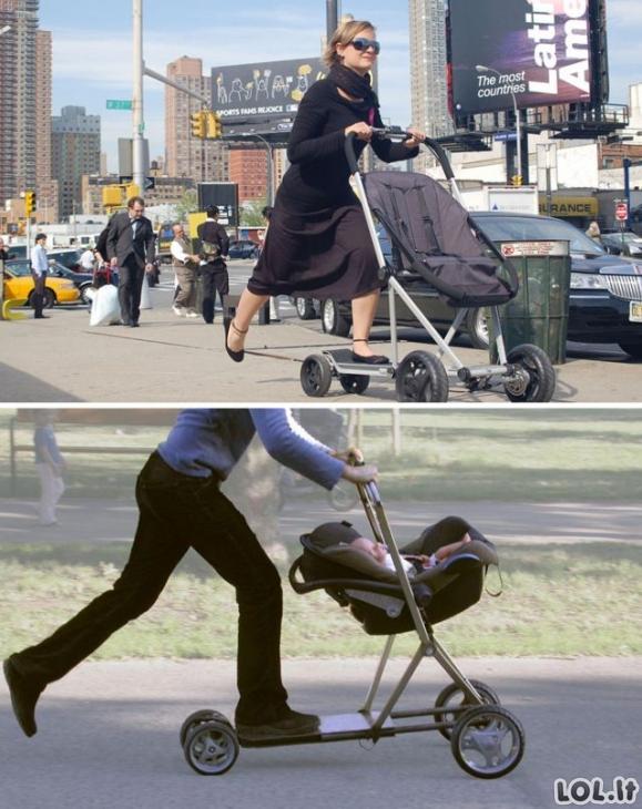 Puikūs išradimai tėvų daliai palengvinti [GALERIJA]