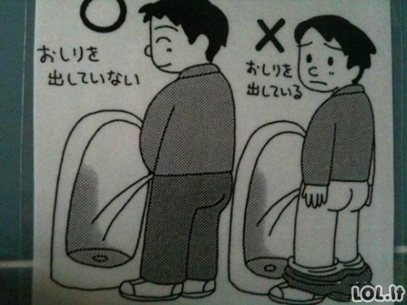 Vaizdeliai, kuriuos gali pamatyti tik Japonijoje [GALERIJA]