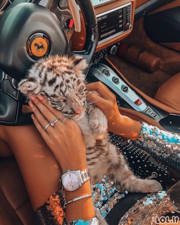 Turtingi vaikai iš viso pasaulio instagrame [GALERIJA]