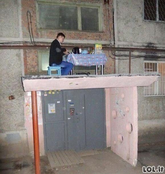 Nuotraukos iš rusų gyvenimo kasdienybės [GALERIJA]