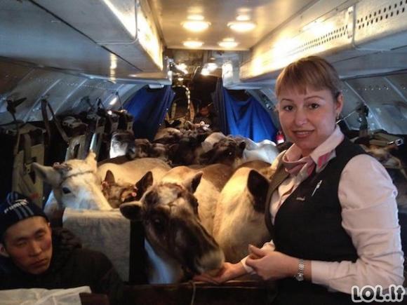Rusijoje gyvena ypatingi žmonės [GALERIJA]