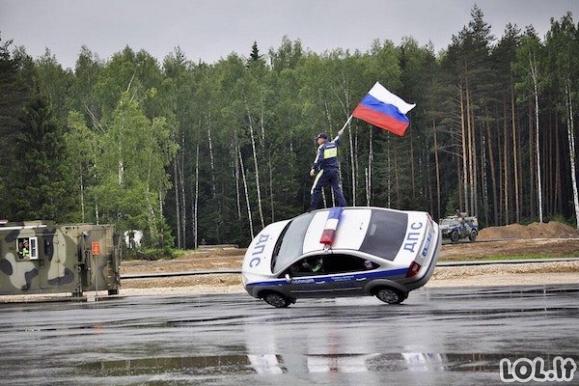 Rusija - išskirtinį gyvenimo būdą turinti šalis [GALERIJA]