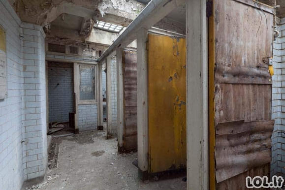 Kaip viešasis tualetas buvo paverstas puikiu namu gyventi [GALERIJA]
