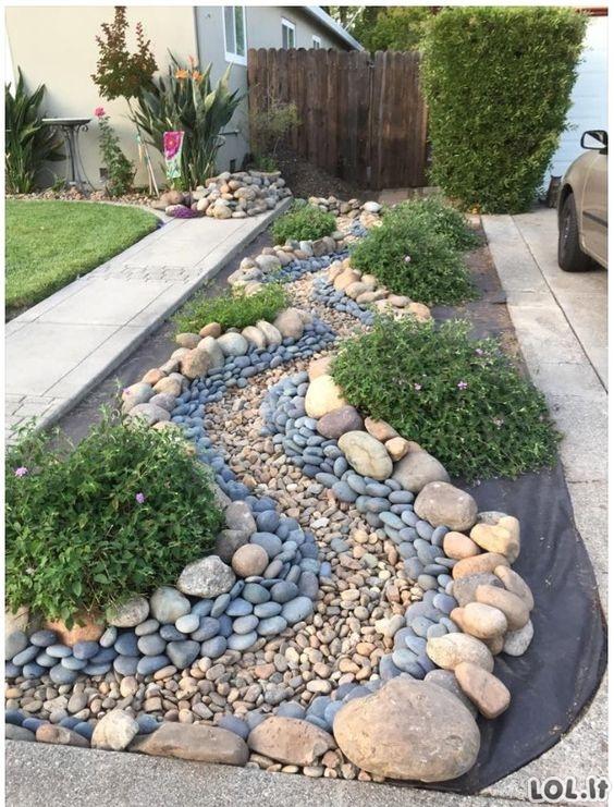 Gėlyno dekoravimo pavyzdžiai Jūsų sodui [GALERIJA]
