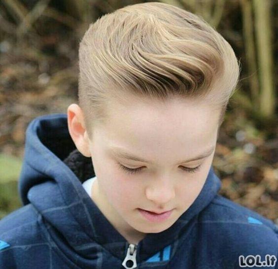 Madingiausios berniukų šukuosenos [GALERIJA]