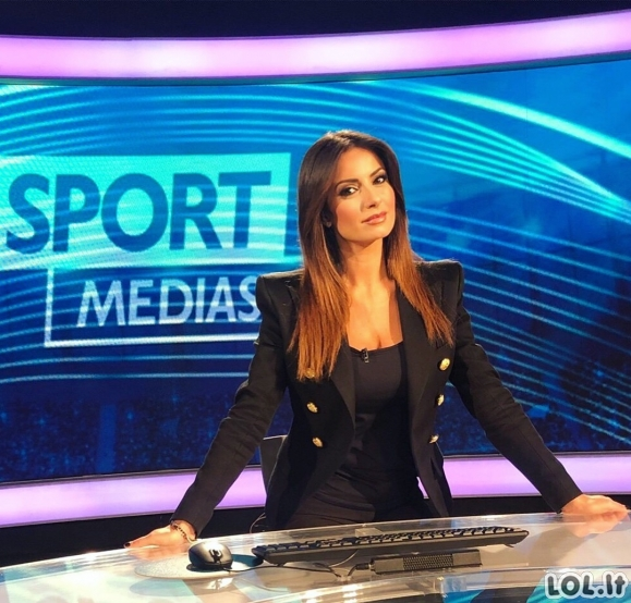 Monica Bertini - priežastis, dėl kurios italai dar žiūri televizorių [GALERIJA]