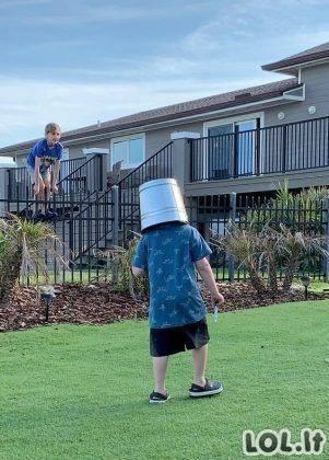 Šie vaikai nė nenutuokia, kaip juokingai jie atrodo iš šono [GALERIJA]
