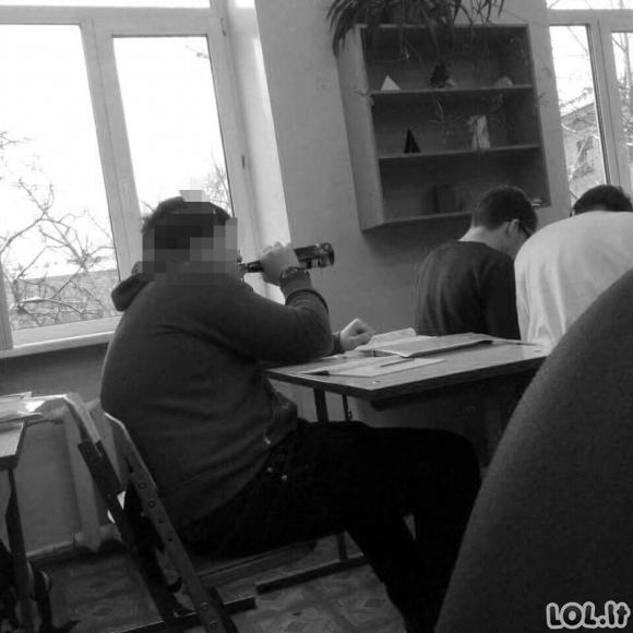 Šiuolaikinėse mokyklose [GALERIJA]