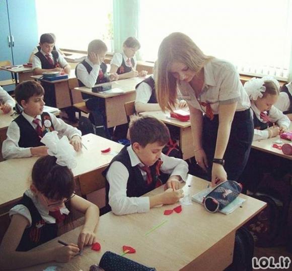Mokytojos, dėl kurių tikrai norėsi mokytis [GALERIJA]