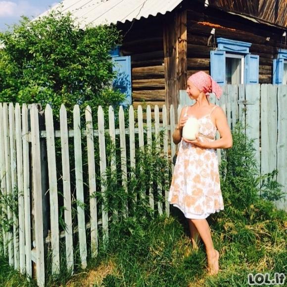 Nuoširdžios kaimo merginų nuotraukos pažinčių svetainėse [GALERIJA]